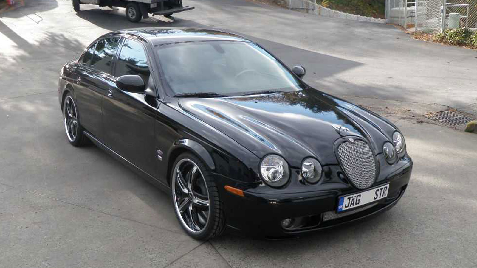 Jaguar S-Type #21