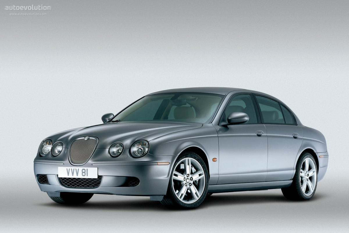 Jaguar S-Type #19