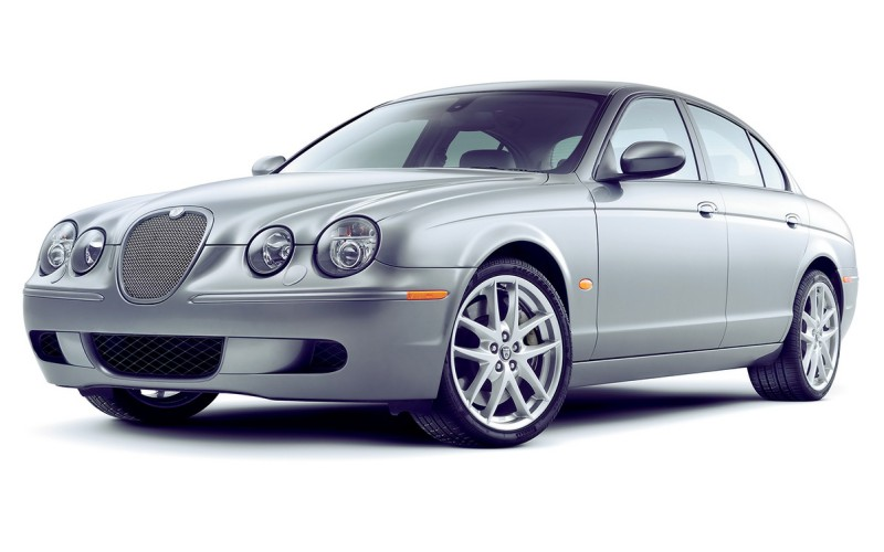 Jaguar S-Type #28