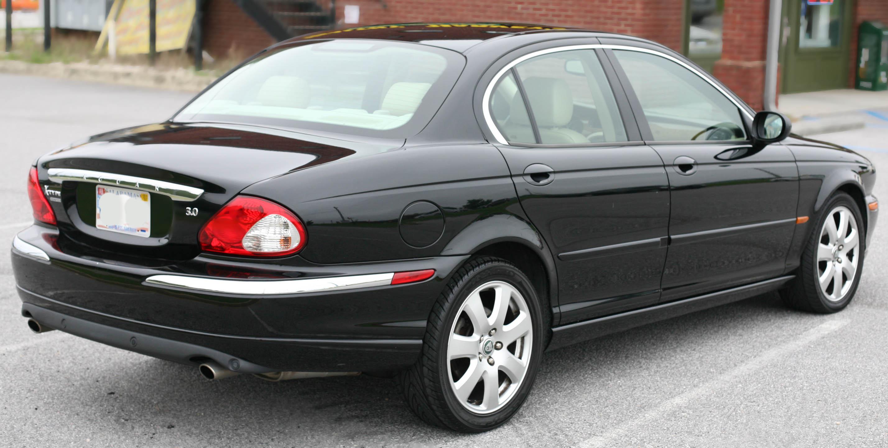 2004 jaguar x type information and photos zombiedrive. Black Bedroom Furniture Sets. Home Design Ideas