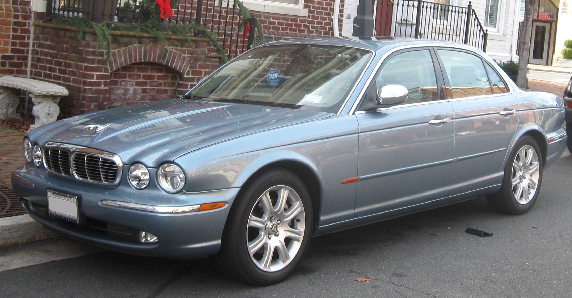 Jaguar XJ-Series #5