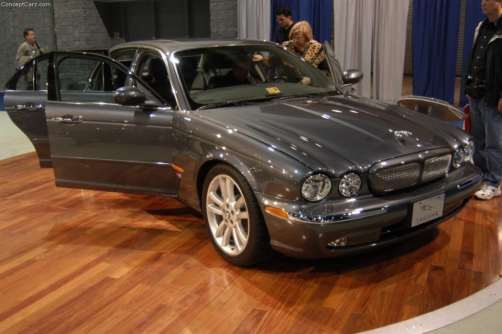 Jaguar XJ-Series #1