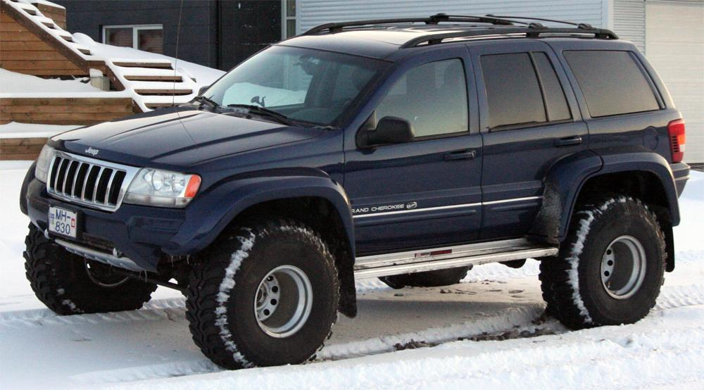 2004 Jeep Grand Cherokee Image 22