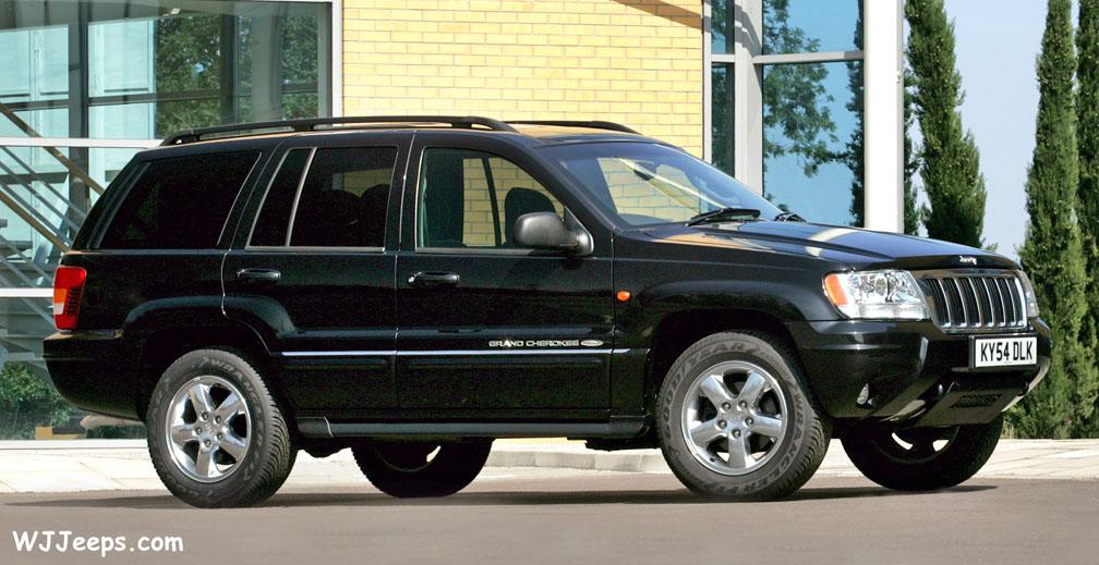 2004 Jeep Grand Cherokee #14 Jeep Grand Cherokee #14