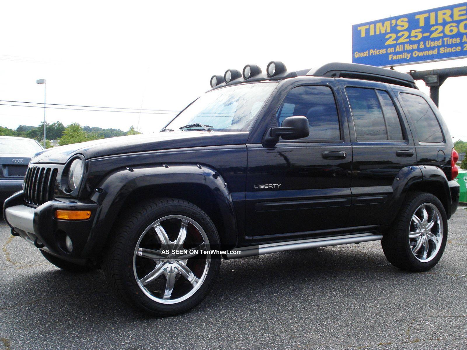 2004 jeep liberty - image #29