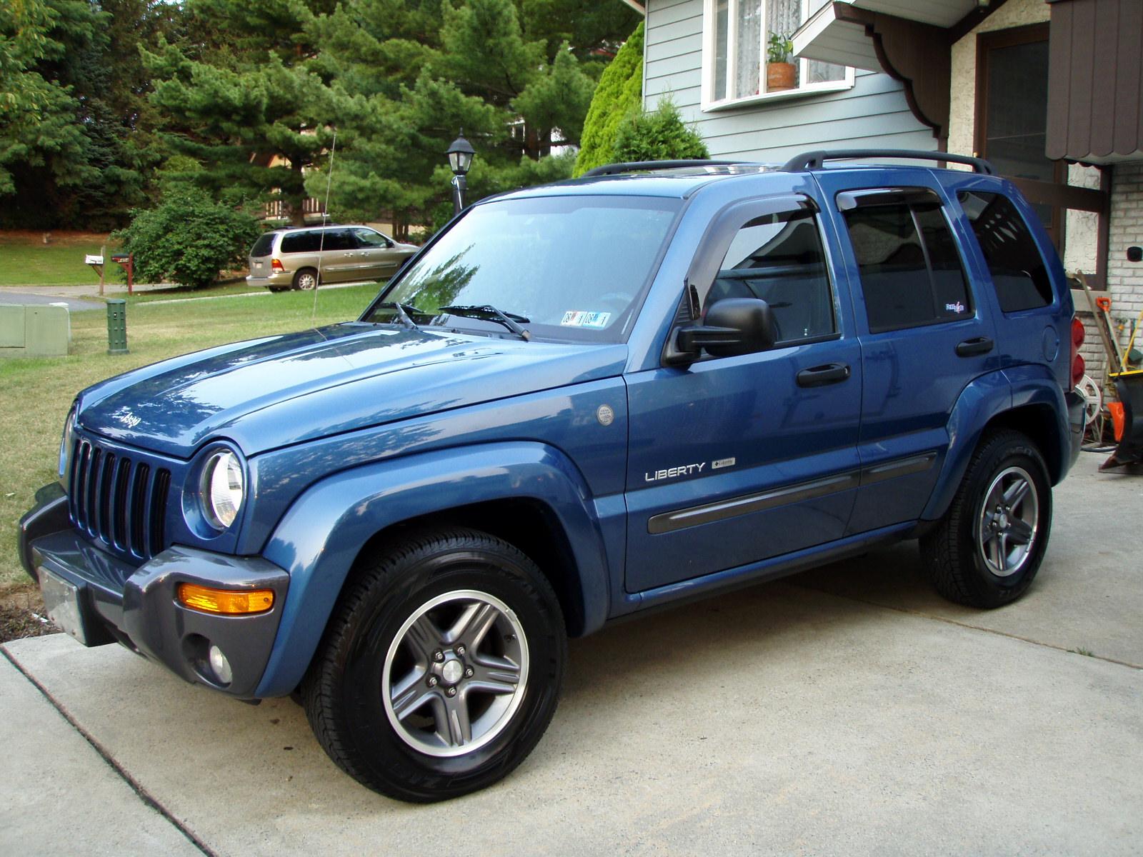 Jeep liberty 2004 blue 2016 jeep liberty 2004 blue