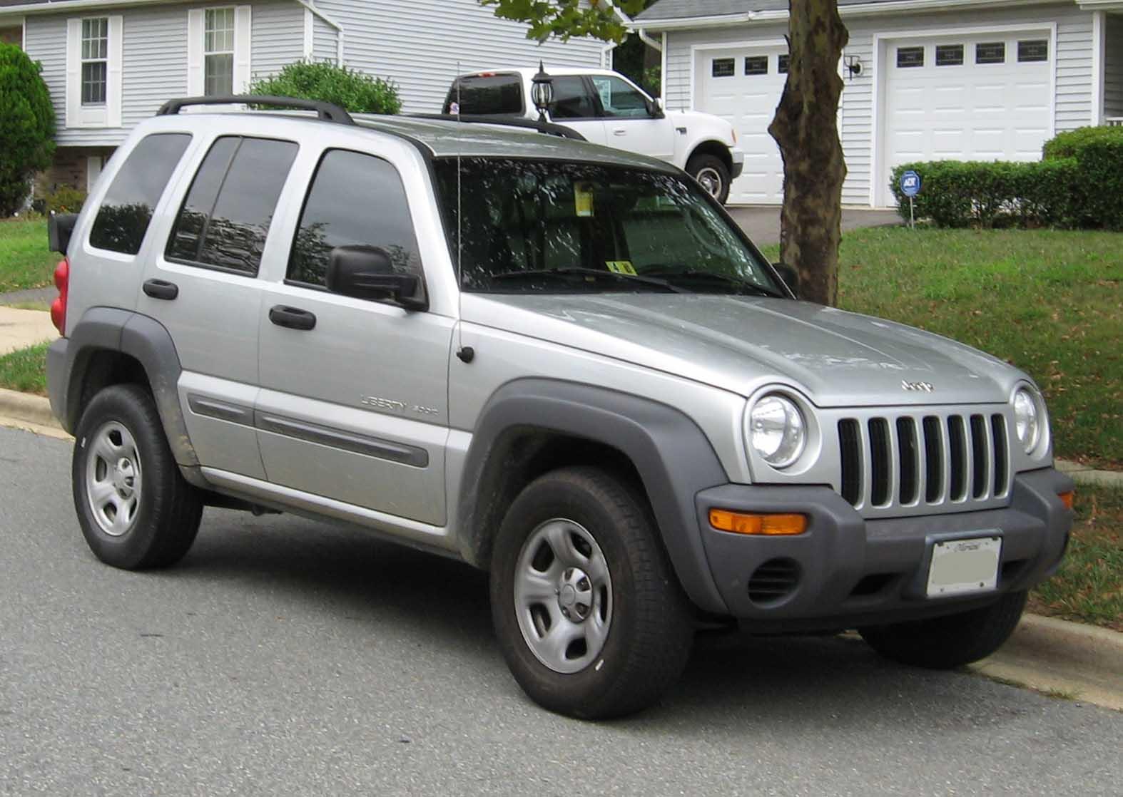 2004 jeep compass