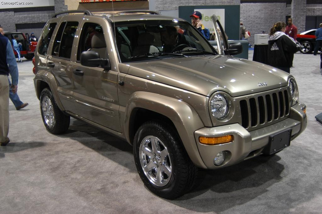 2004 Jeep Liberty - Information and photos - ZombieDrive