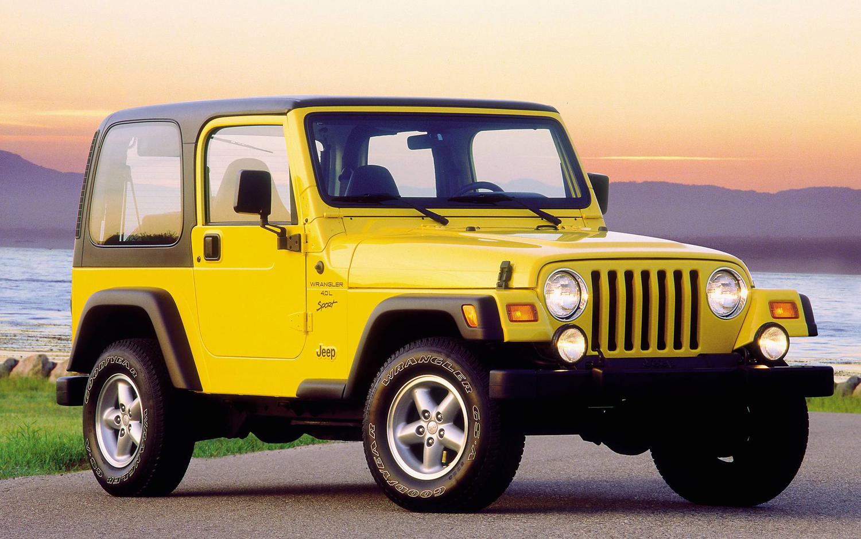 2004 jeep wrangler image 4. Black Bedroom Furniture Sets. Home Design Ideas