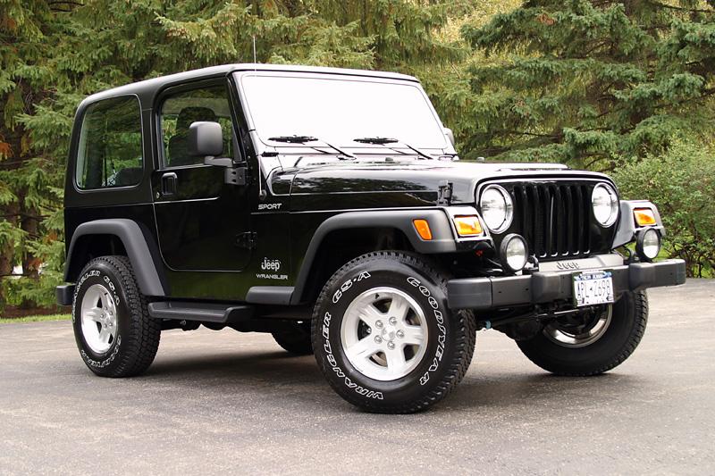 2004 Jeep Wrangler 6 Jeep