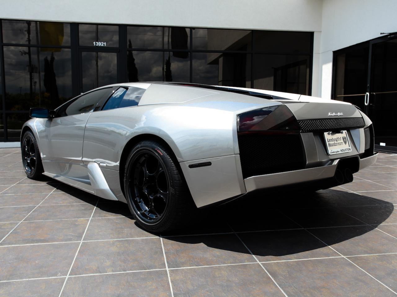 2004 Lamborghini Murcielago Image 7