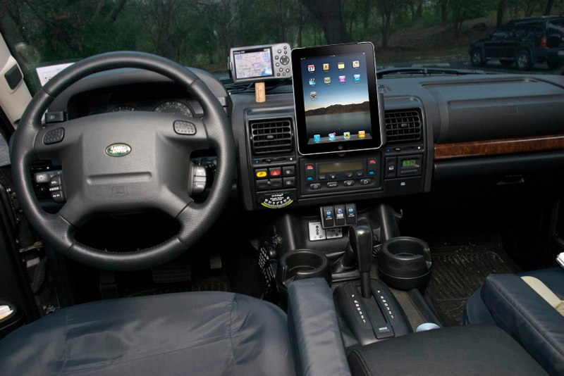2004 Land Rover Discovery Image 12