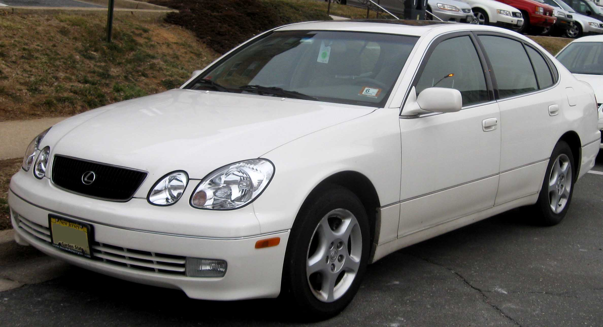 2004 Lexus Gs 300 Image 10