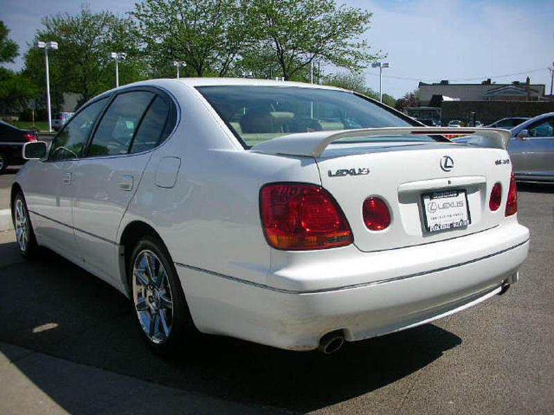 2004 LEXUS GS 430 - Image #6