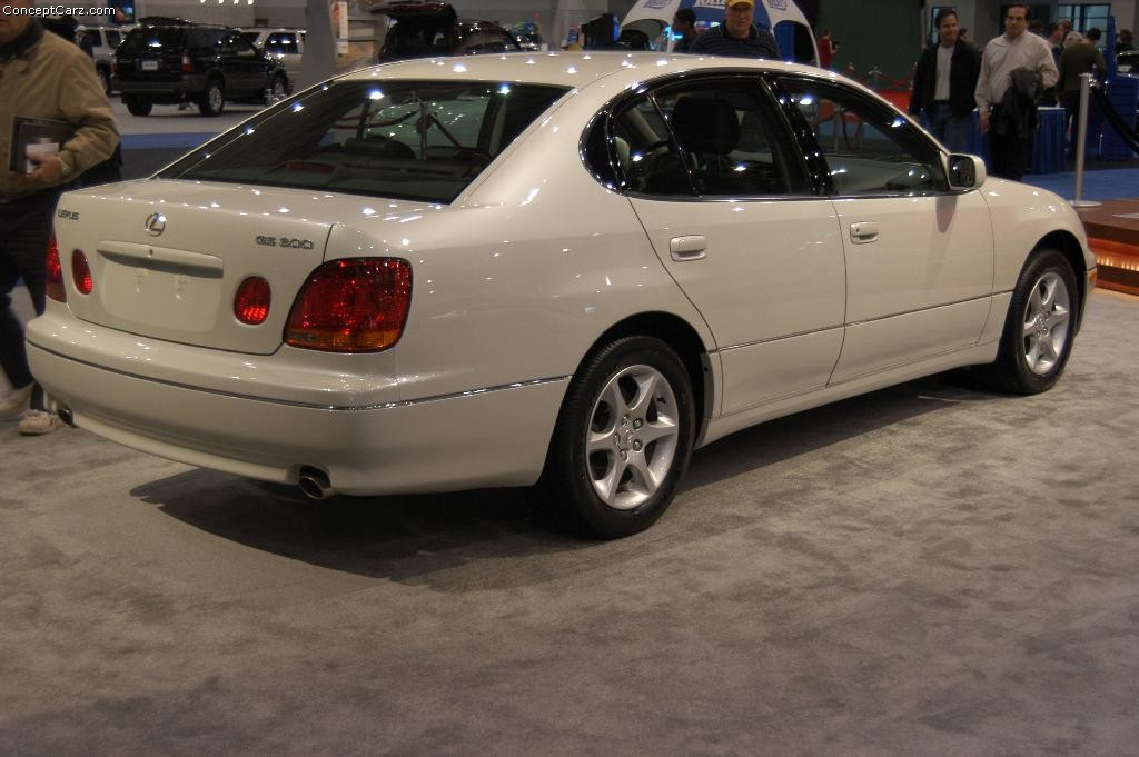 Lexus IS 300 #12