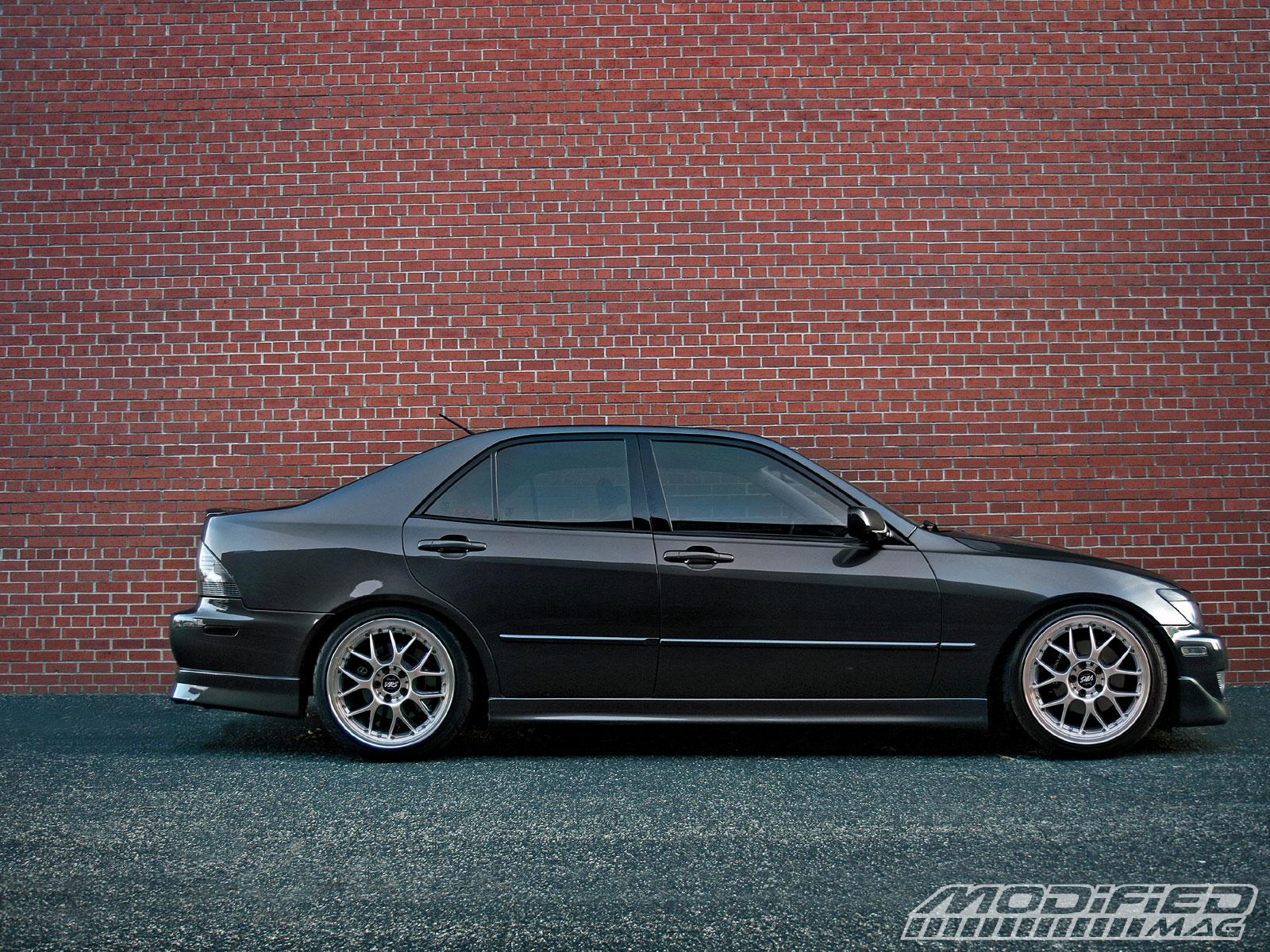 Lexus >> 2004 LEXUS IS 300 - Image #15