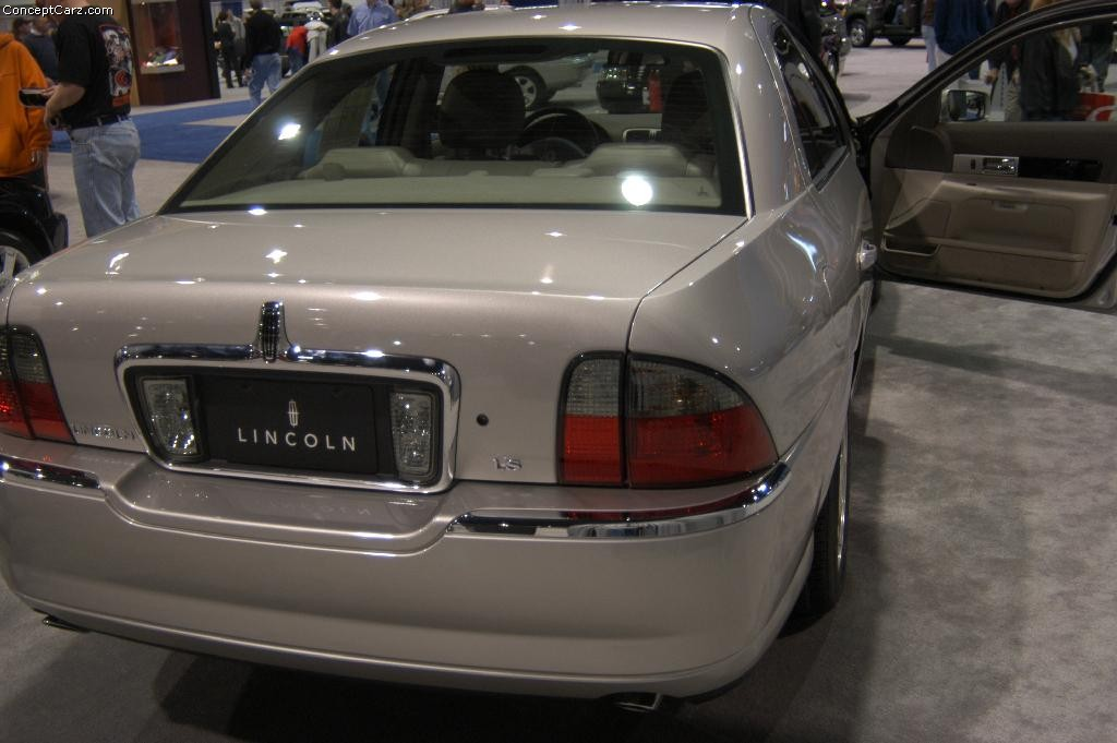 Lincoln LS #8