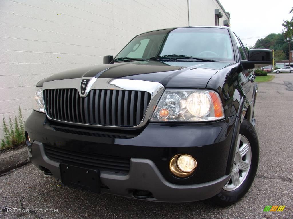 2004 lincoln navigator information and photos zombiedrive. Black Bedroom Furniture Sets. Home Design Ideas