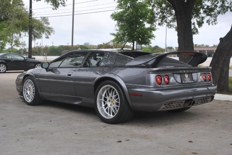 2004 Lotus Esprit Image 18