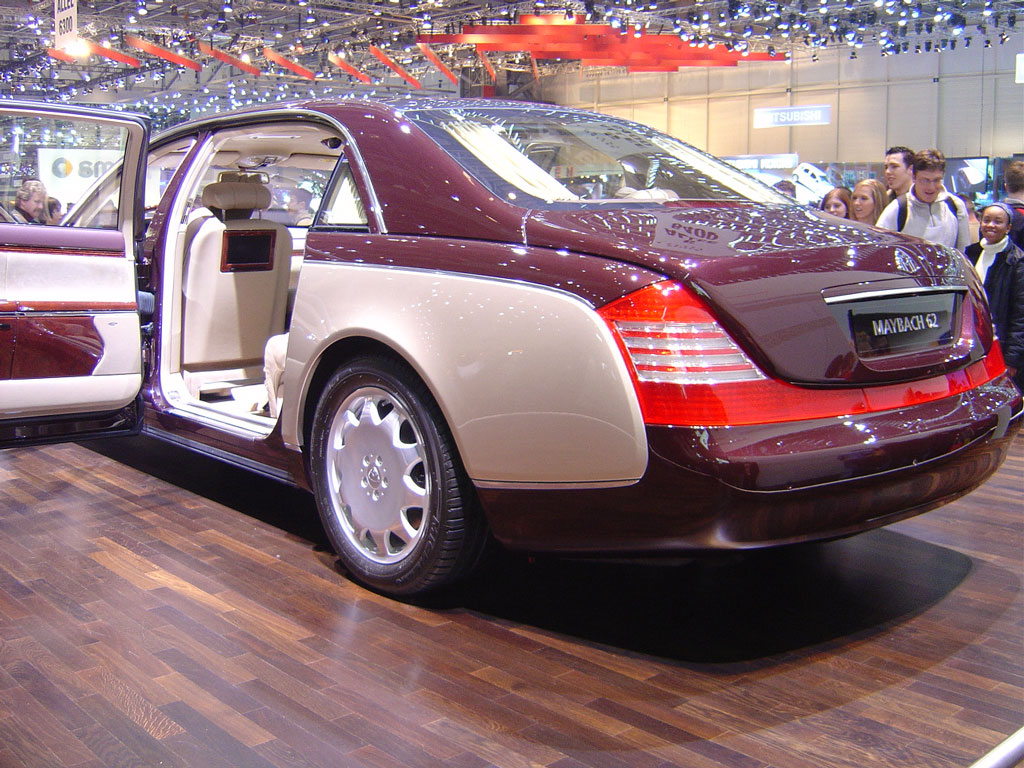 2004 Maybach 62 Image 7 HD Wallpapers Download free images and photos [musssic.tk]