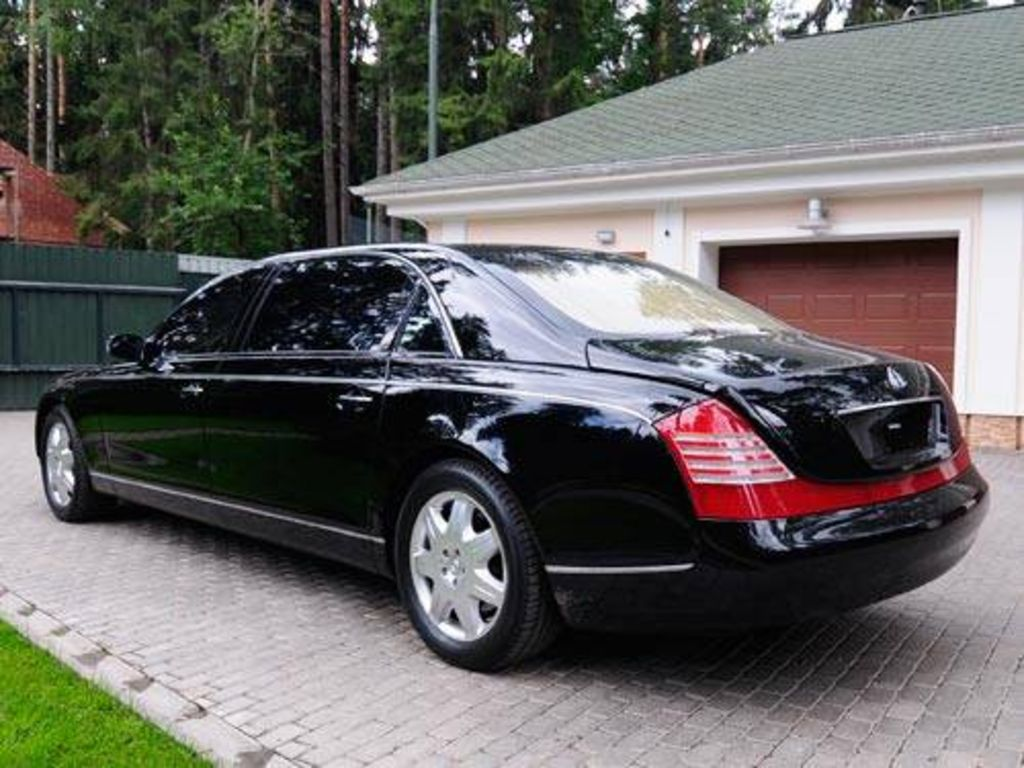 Service Manual 2004 Maybach 62 Clutch Replacement Used
