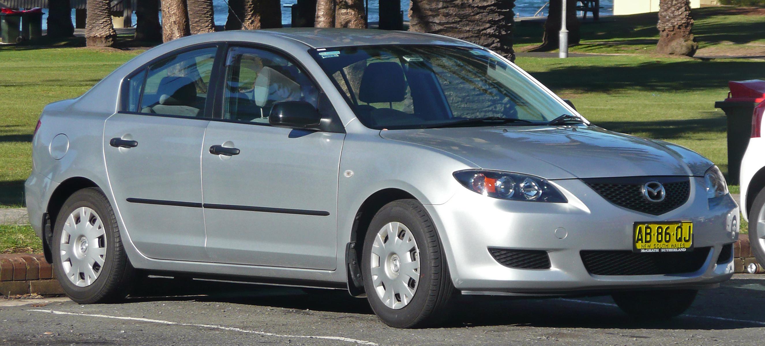 Mazda >> 2004 MAZDA MAZDA3 - Image #9