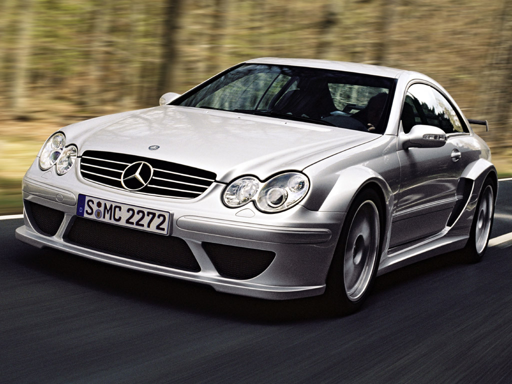2004 Mercedes Benz Clk Cl 3