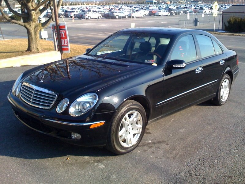 2004 mercedes benz e class image 4 for Mercedes benz 2004 e320