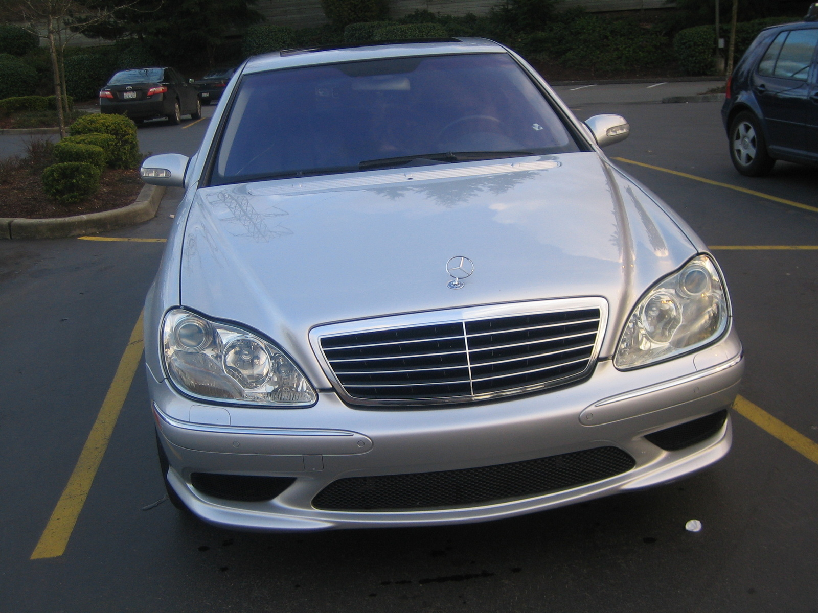 2004 Mercedes-Benz S-Class - Information and photos - ZombieDrive