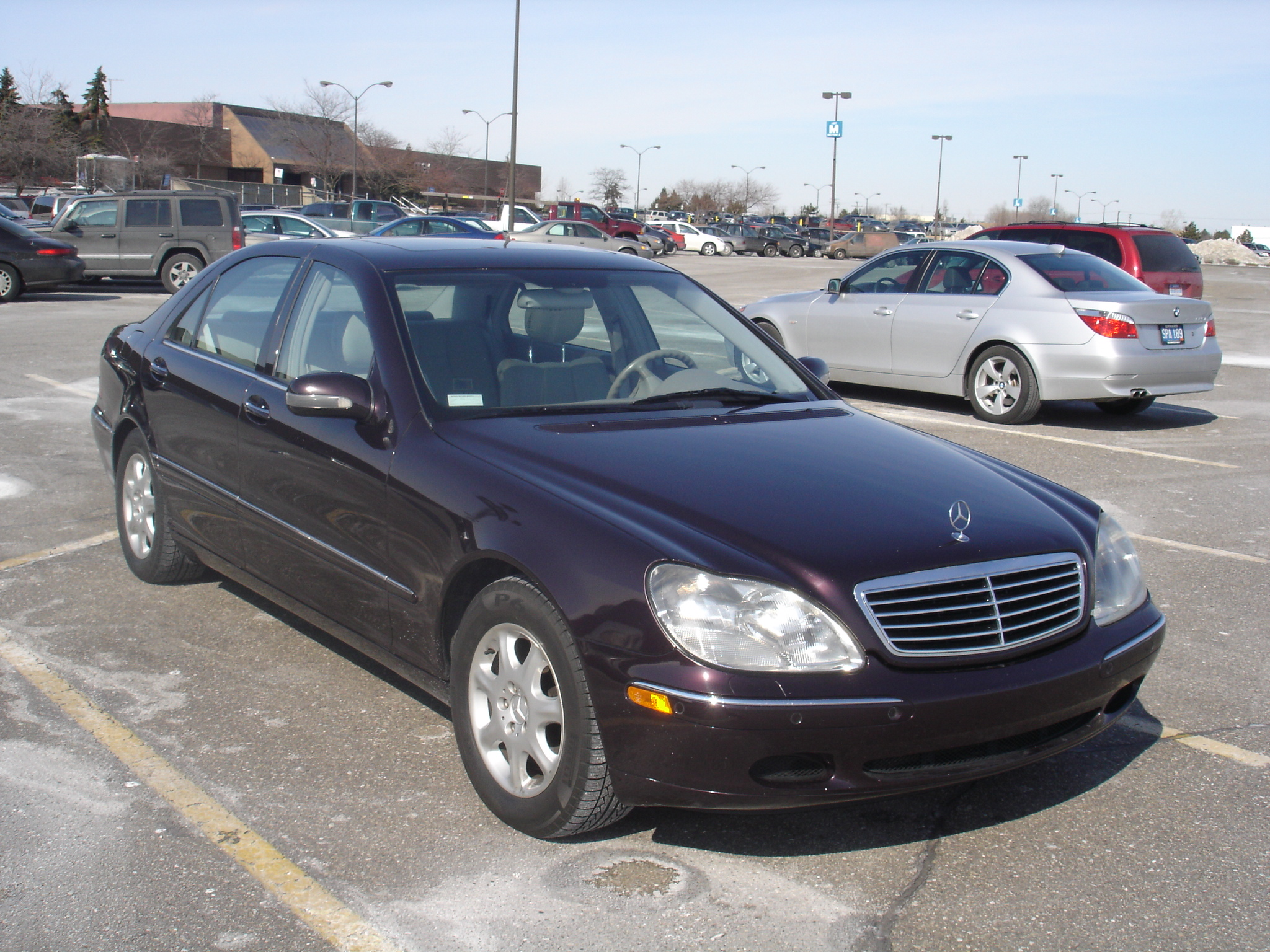 2004 mercedes benz s class information and photos for 2004 mercedes benz s600