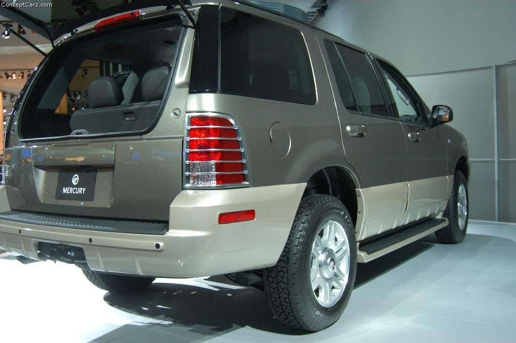 Mercury Mountaineer #2