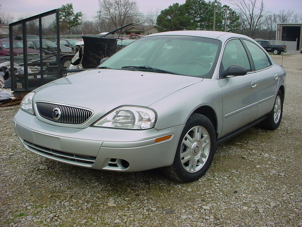 Mercury Sable #1