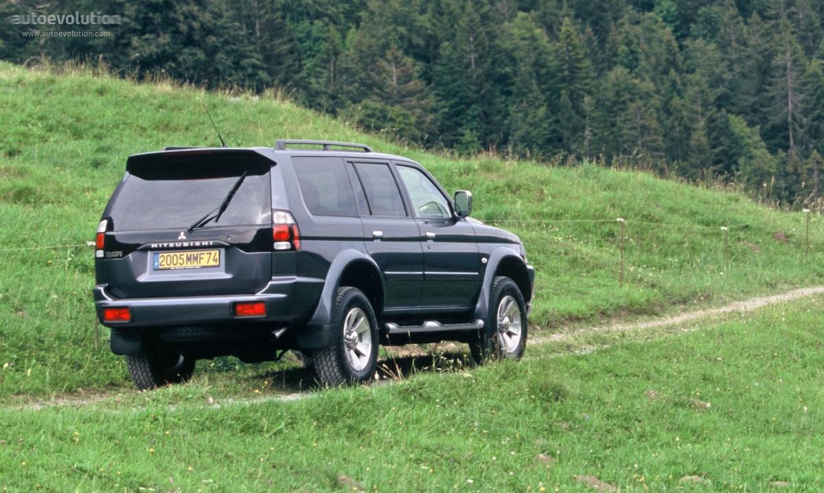 2004 montero sport