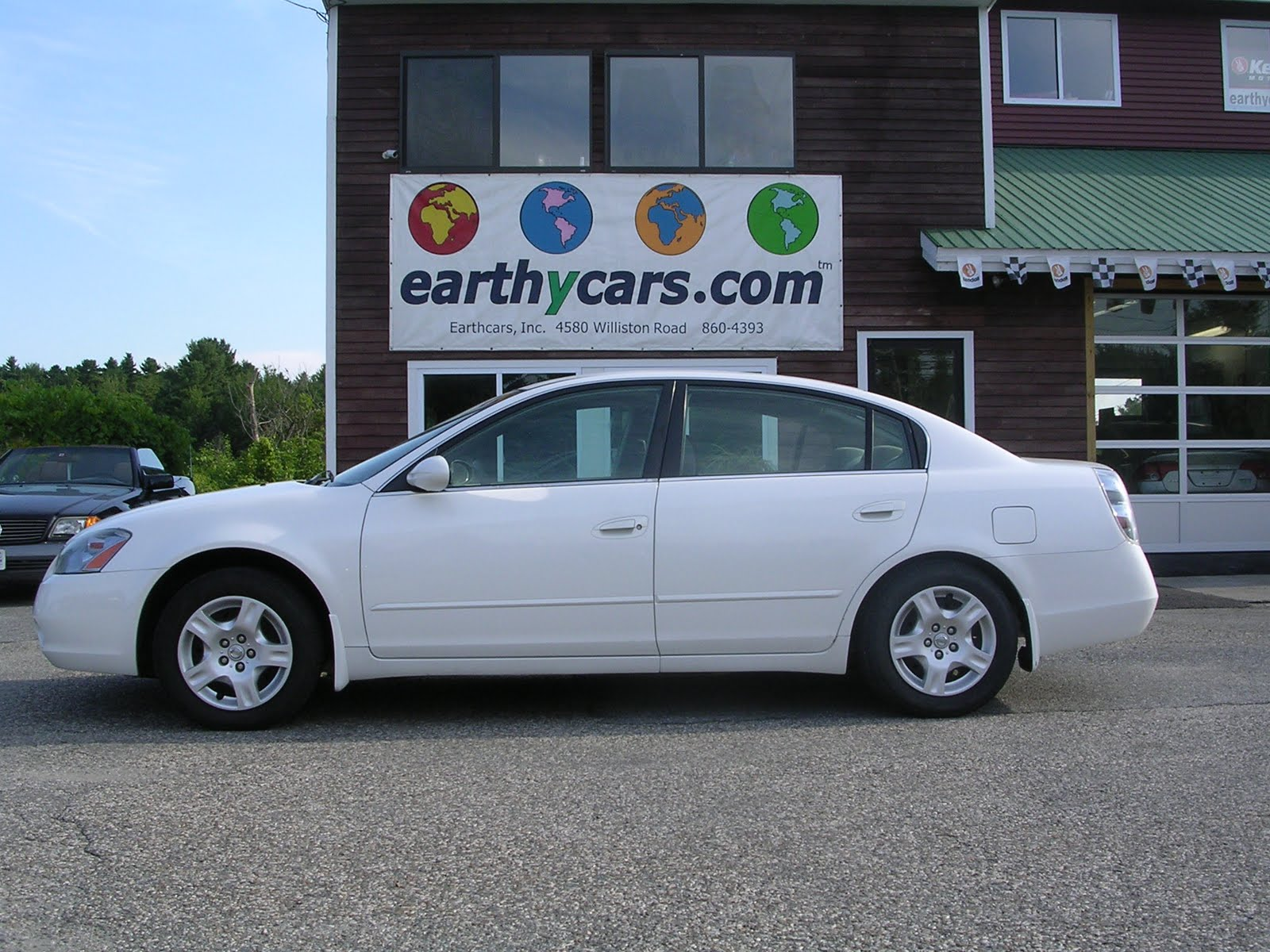 2004 nissan altima information and photos zombiedrive 2004 nissan altima 13 nissan altima 13 vanachro Choice Image