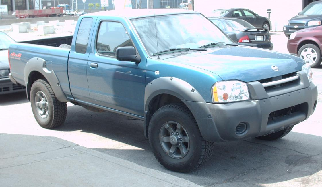 2004 Nissan Frontier Image 19