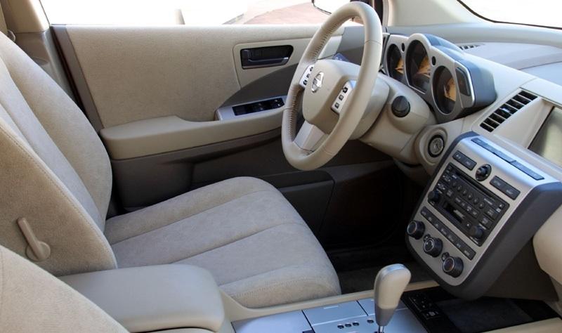2004 Nissan Murano Image 2