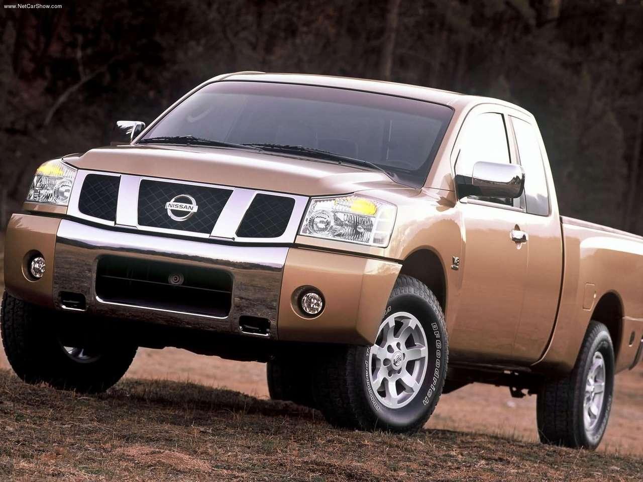 2004 titan