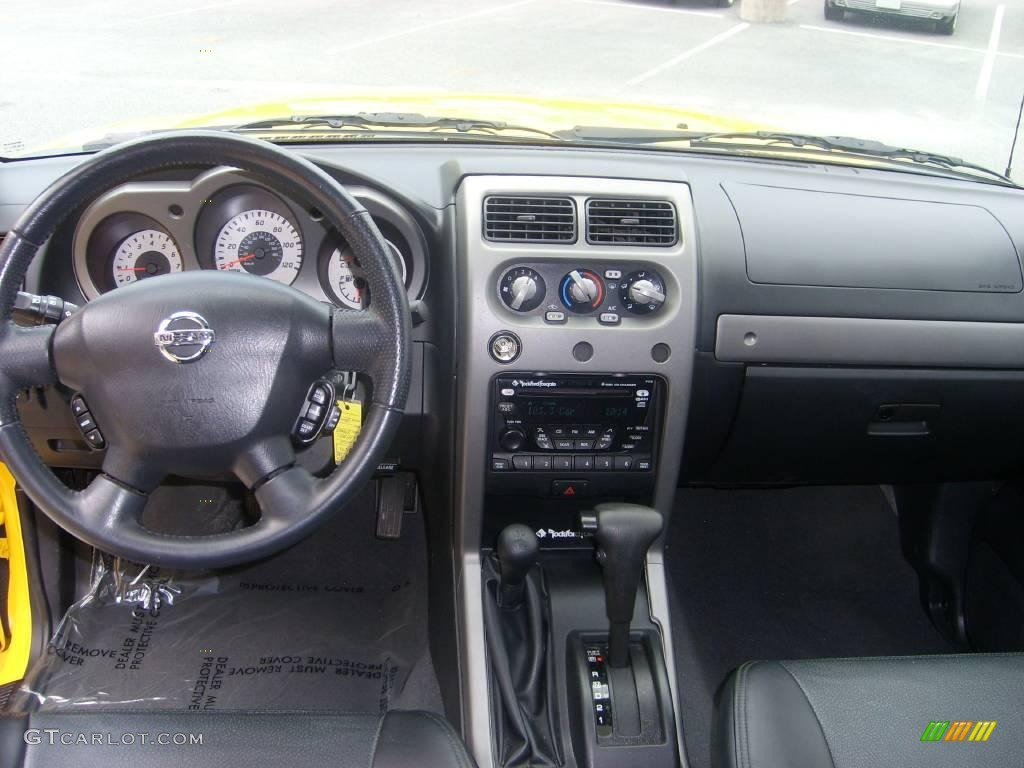 2004 nissan xterra manual transmission