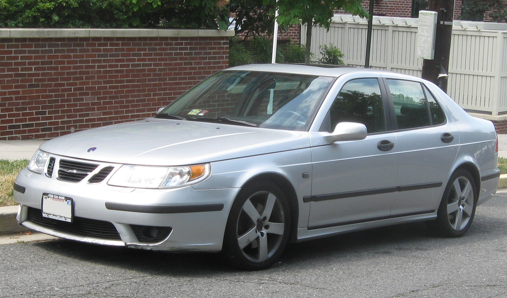 2004 saab 9 5 information and photos zombiedrive. Black Bedroom Furniture Sets. Home Design Ideas