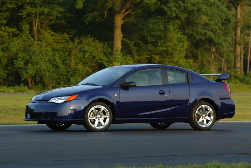 2004 Saturn Ion Information And Photos Zombiedrive