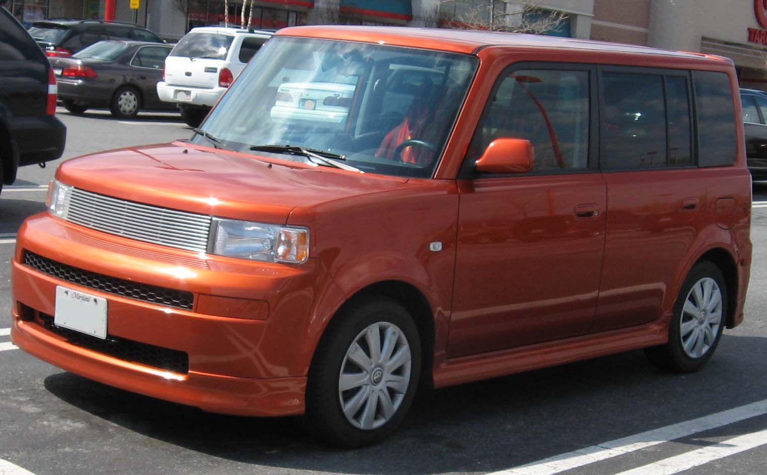 Scion xB #3