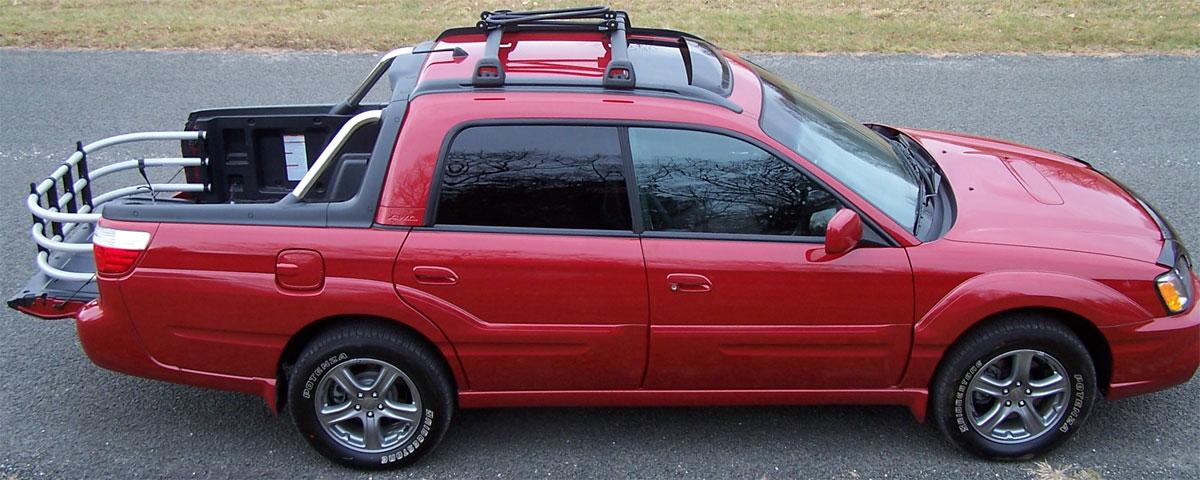 2004 Subaru Baja Information And Photos Zombiedrive