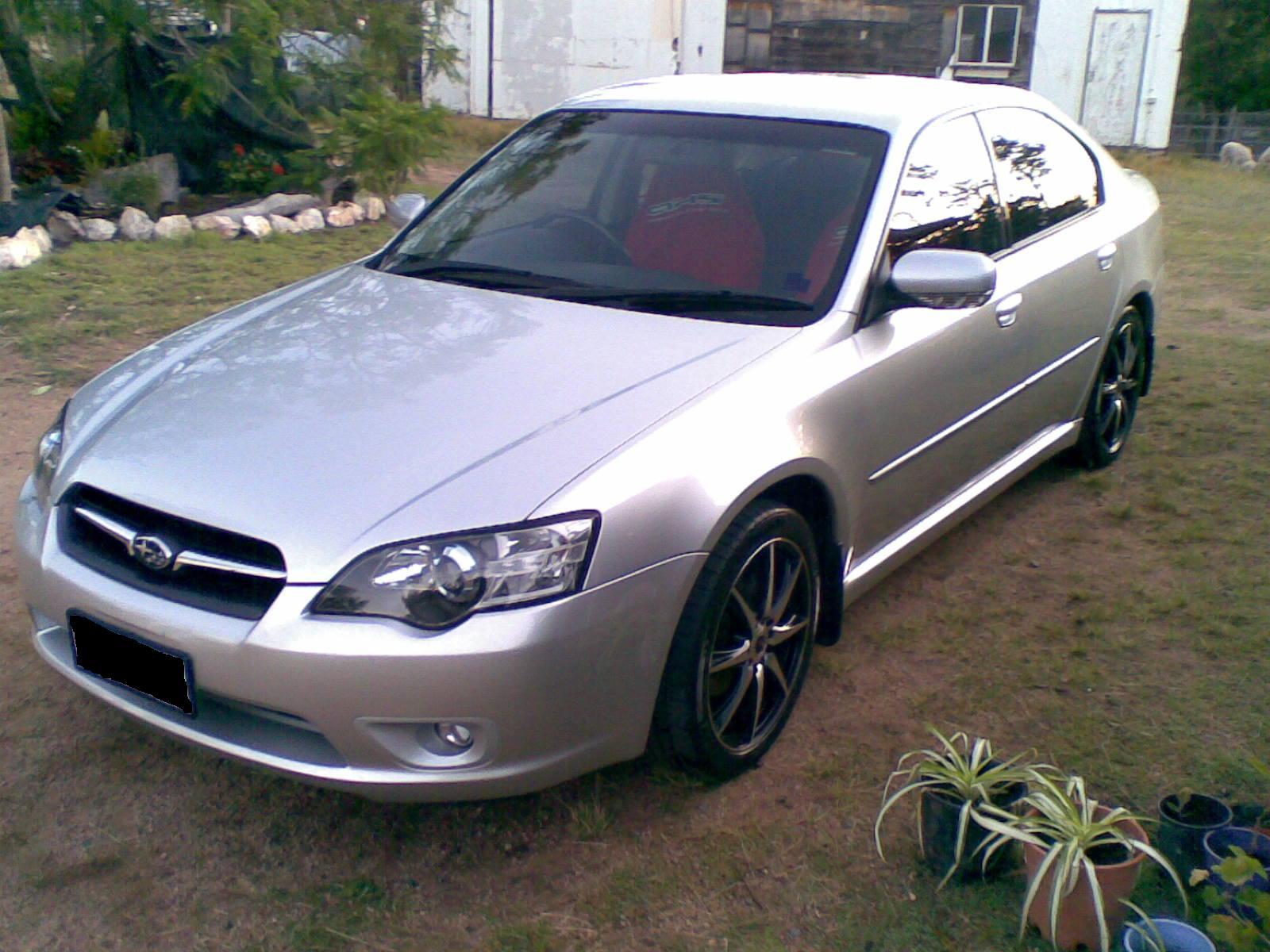 Subaru Legacy Outback >> 2004 SUBARU LEGACY - Image #10