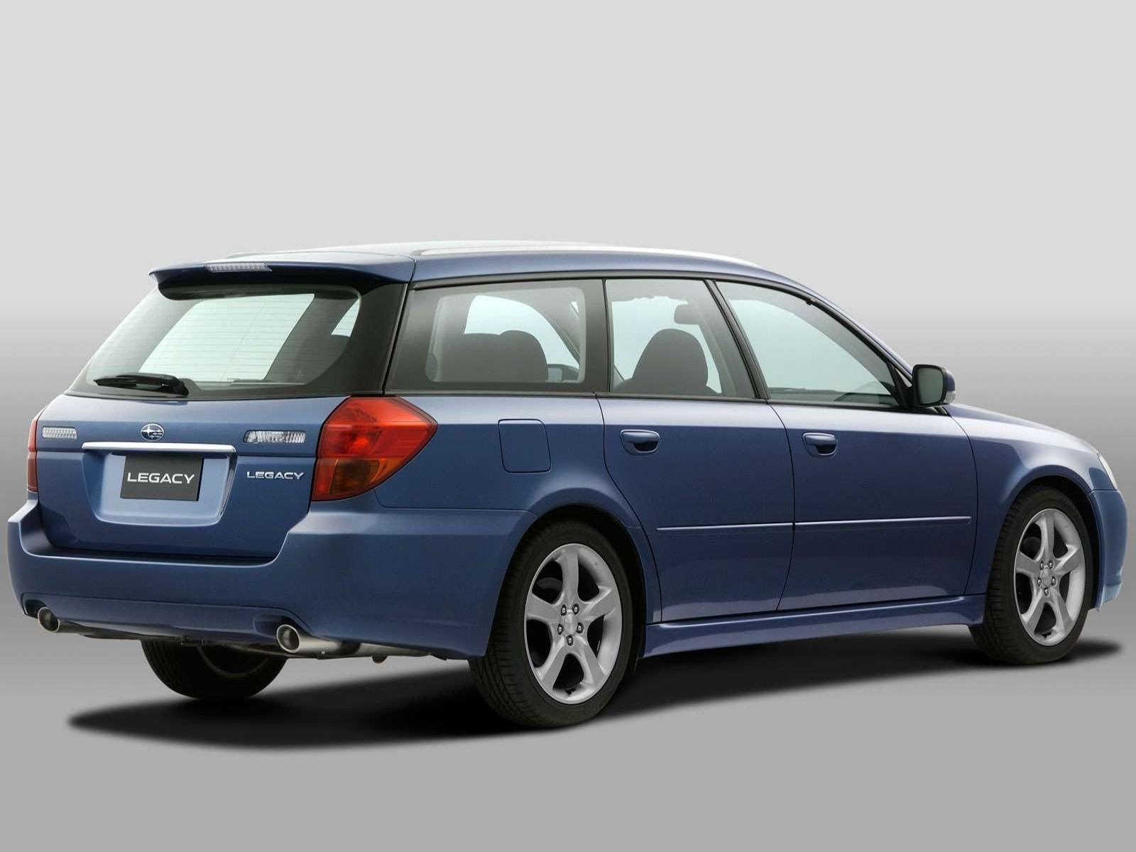 Subaru Outback Vs Impreza >> 2004 SUBARU LEGACY - Image #14