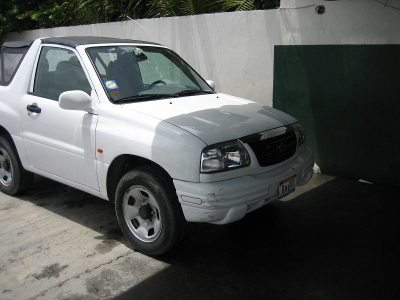 Suzuki Grand Vitara Convertible