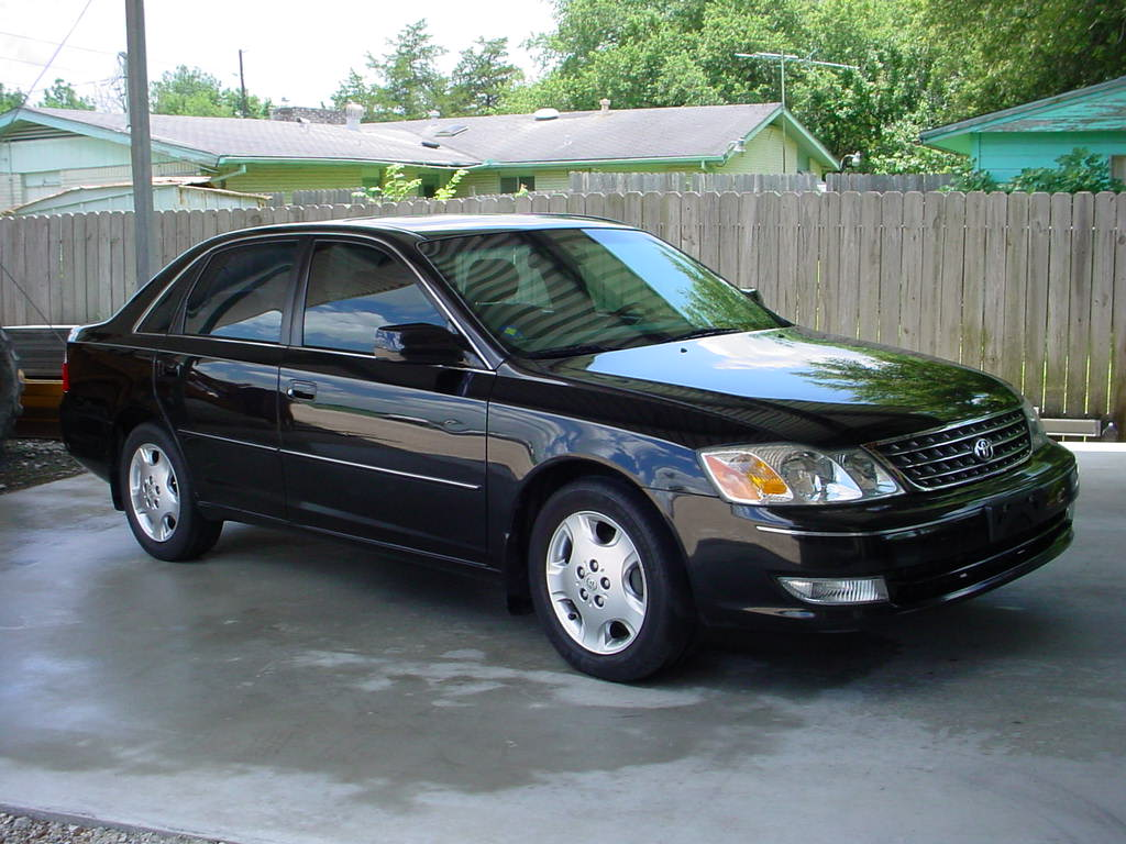 Toyota >> 2004 TOYOTA AVALON - Image #12