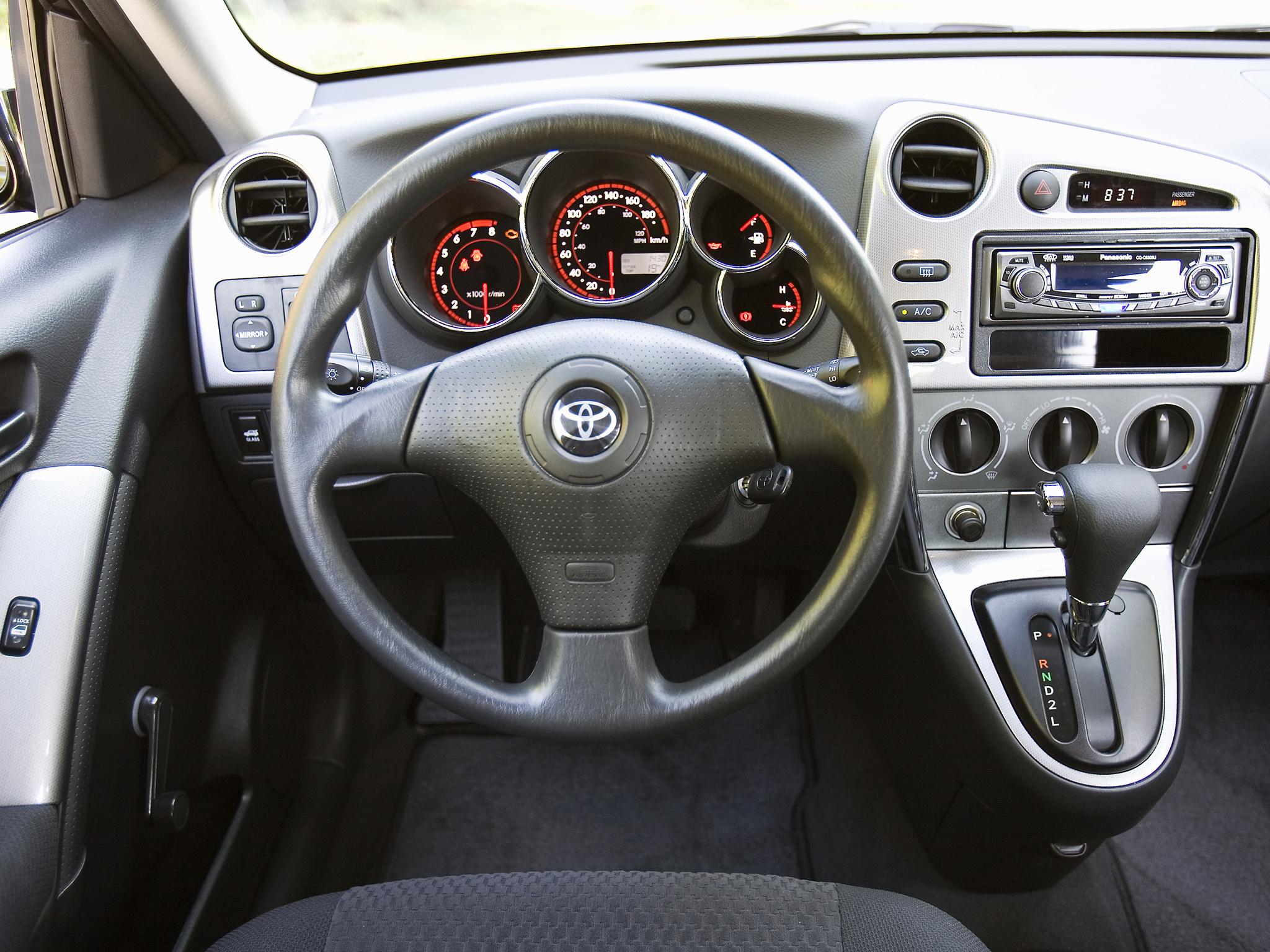 2004 Toyota Matrix Image 8
