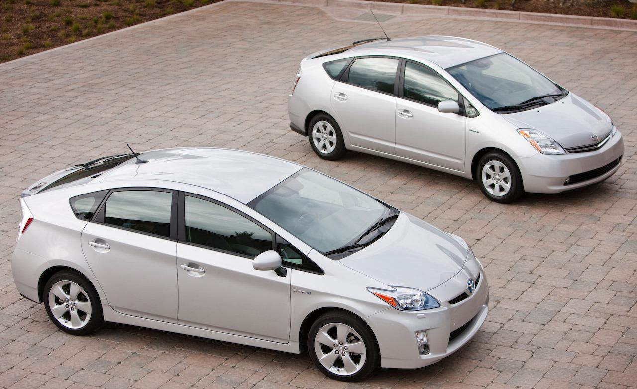 2004 toyota prius information and photos zombiedrive. Black Bedroom Furniture Sets. Home Design Ideas