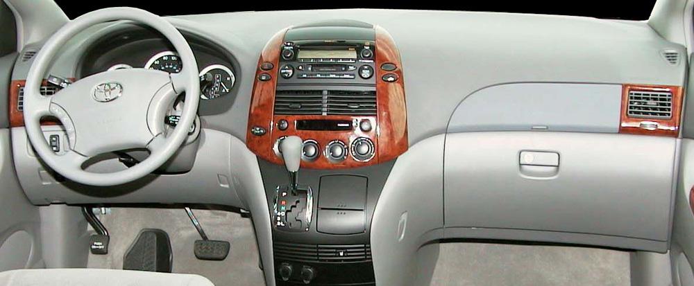 2004 Toyota Sienna Image 4