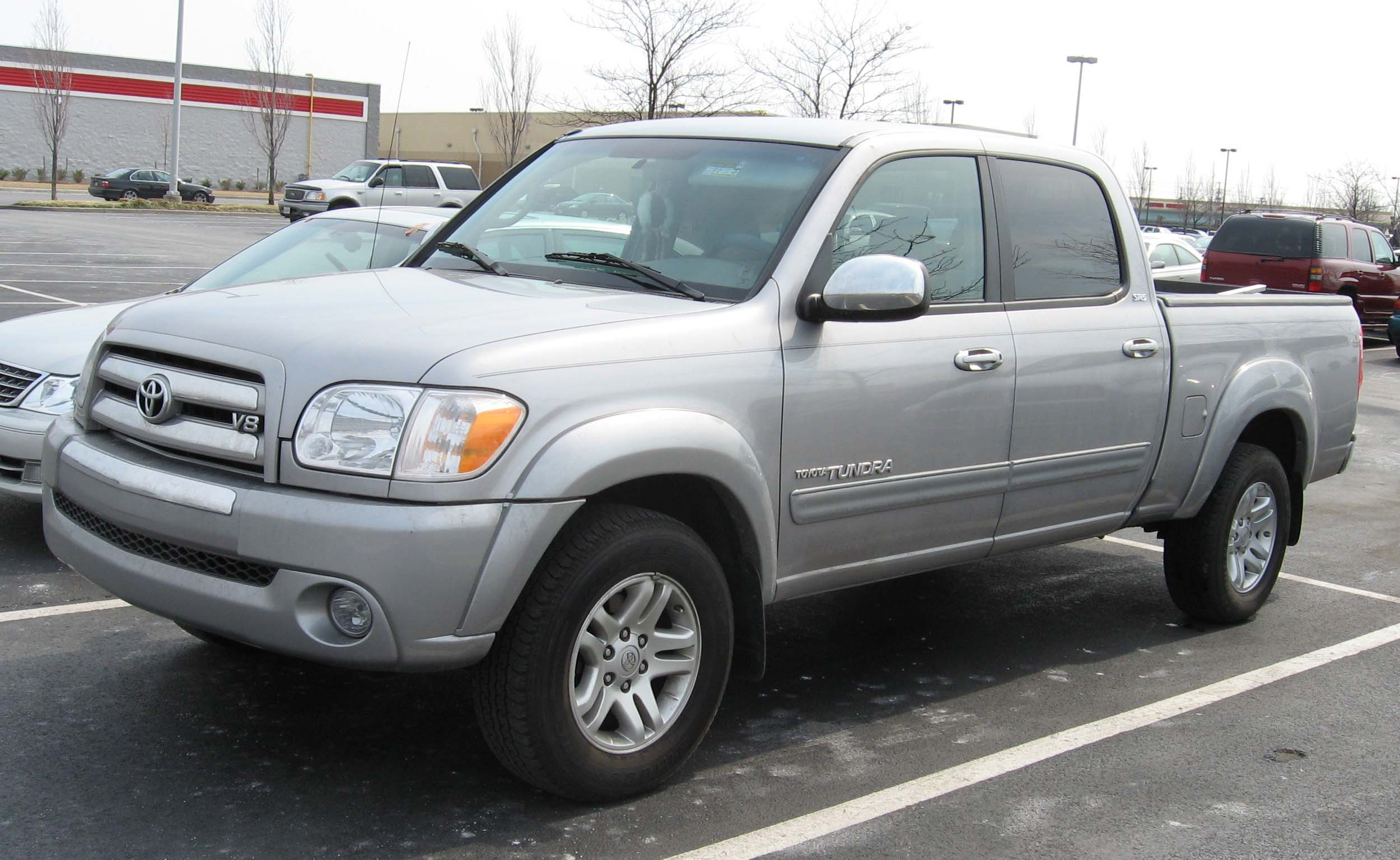 2004 toyota tundra information and photos zombiedrive. Black Bedroom Furniture Sets. Home Design Ideas